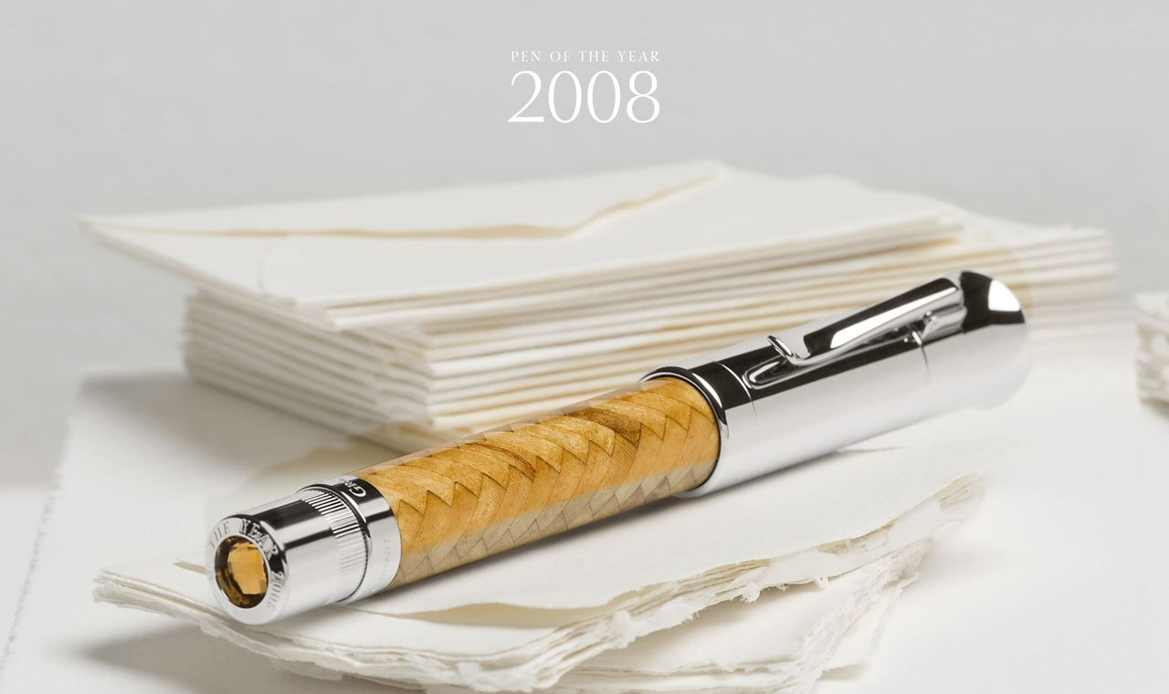 Pen of the Year 2008