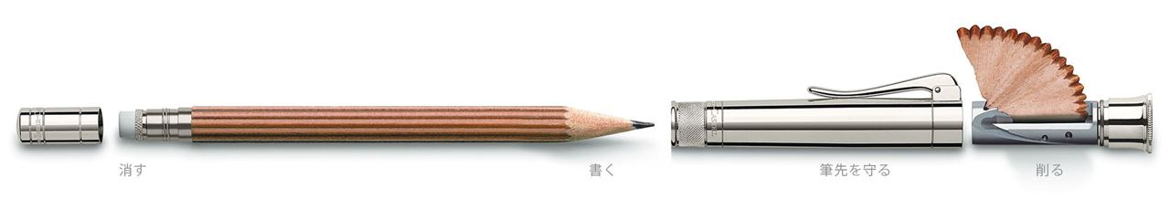Graf von Faber-Castell - Perfect Pencil japanese